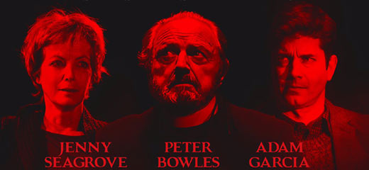 Jenny Seagrove, Peter Bowles & Adam Garcia join The Exorcist cast