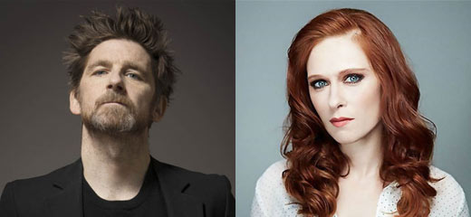 Paul Anderson & Audrey Fleurot star in Tartuffe at the Haymarket