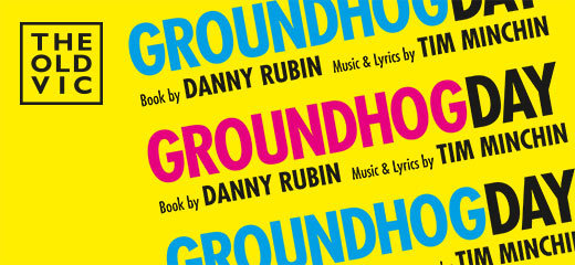 Sign up to our waitlist for Groundhog Day tickets