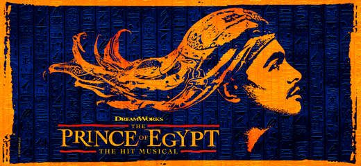 The Prince Of Egypt + 3 Course Pre Theatre Meal at Oscar Bar, Charlotte Street Hotel