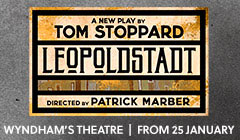 Book Theatre Tickets for Leopoldstadt